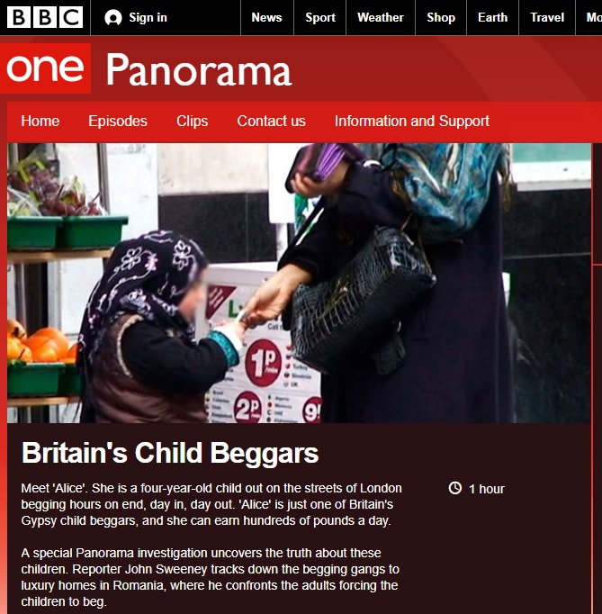 bbc child beggars