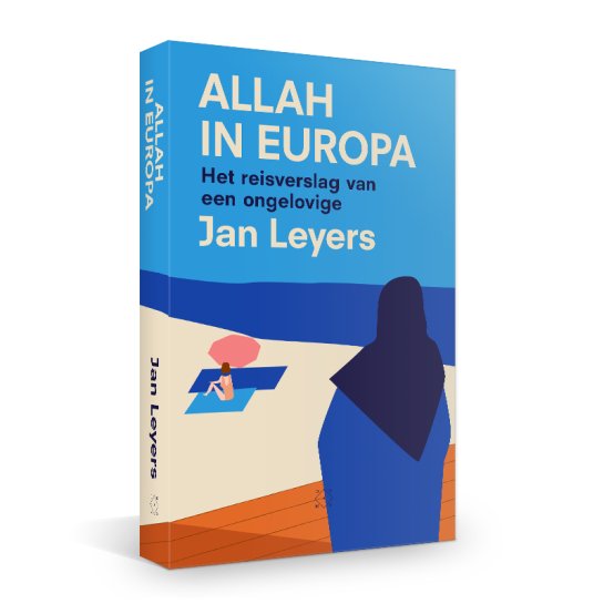Allah in Europa 3D cover