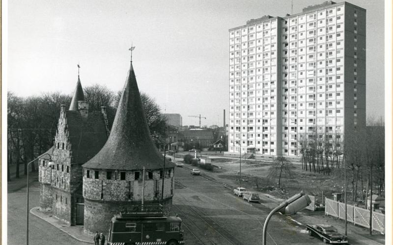 rabottorens Foto (c) Stadsarchief Gent - Zwarte Doos (2)