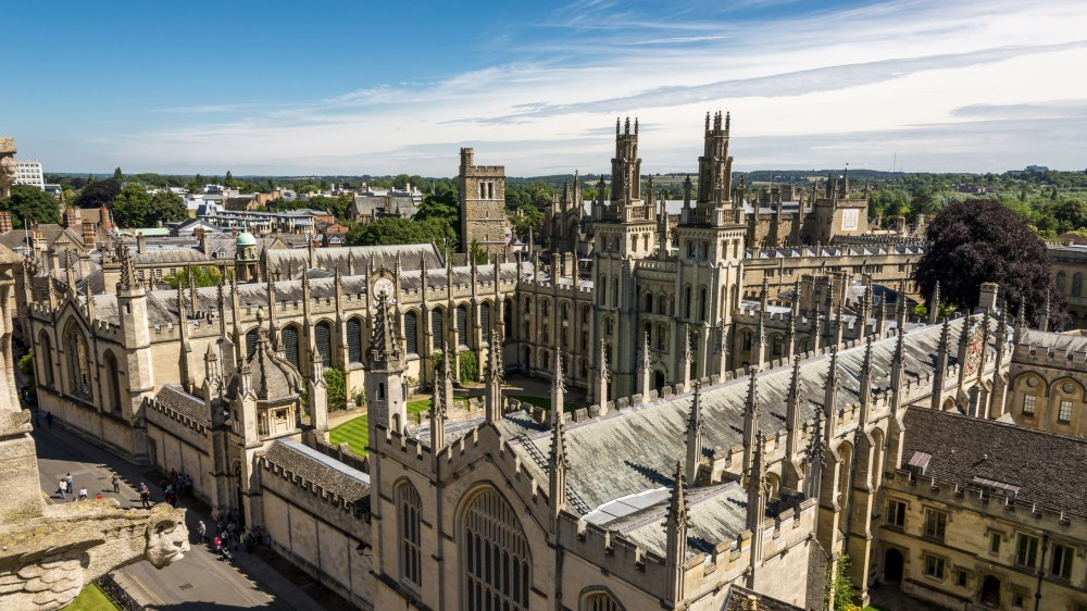 oxford university GettyImages-542075463